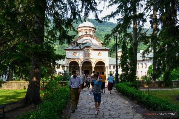 Romania, Cozia