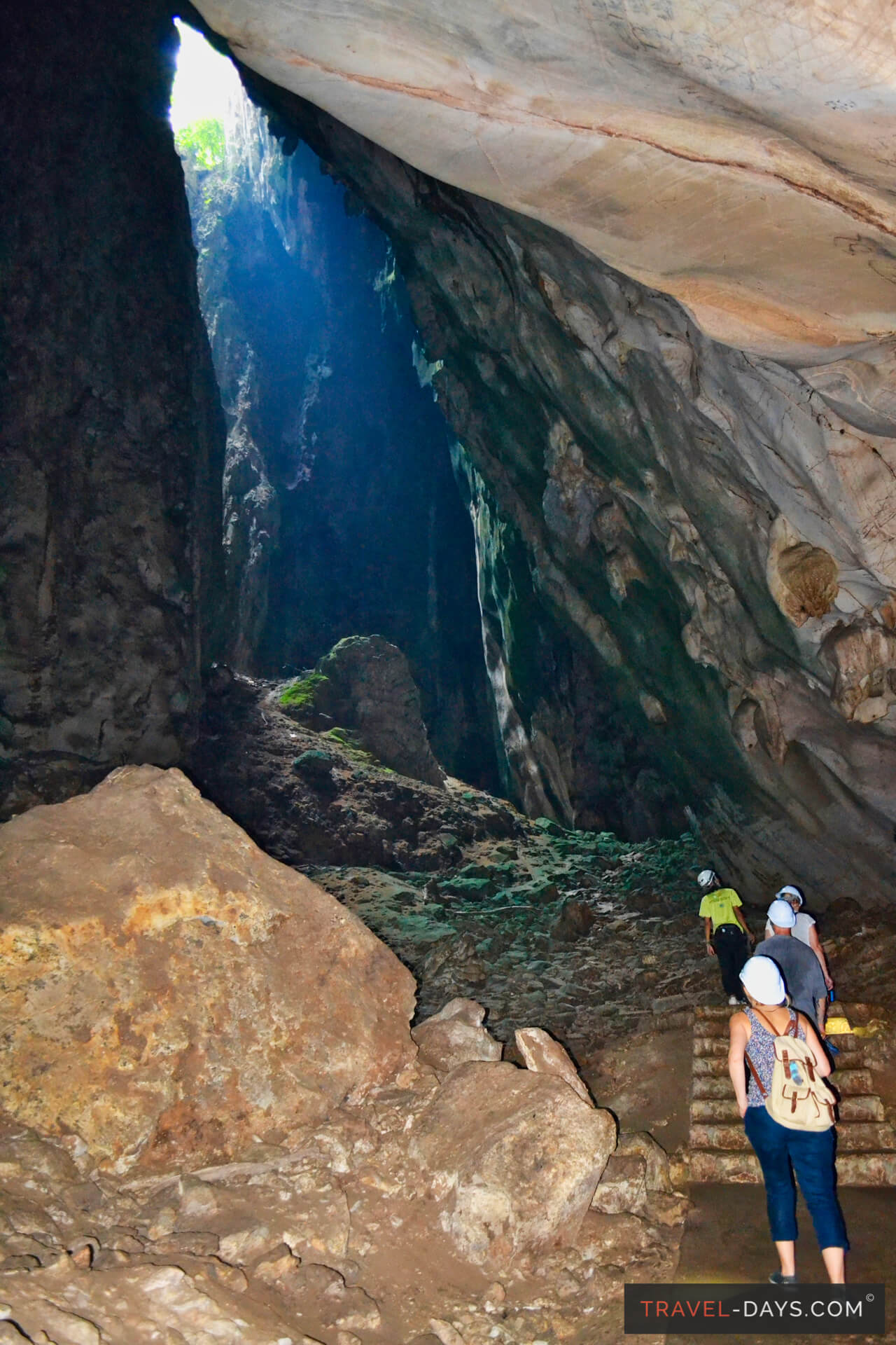 Batu dark caves
